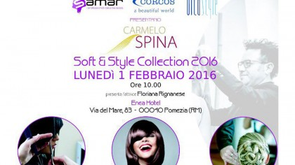 "Corso Professionale Parrucchiere ""Soft & Style Collection 2016"""
