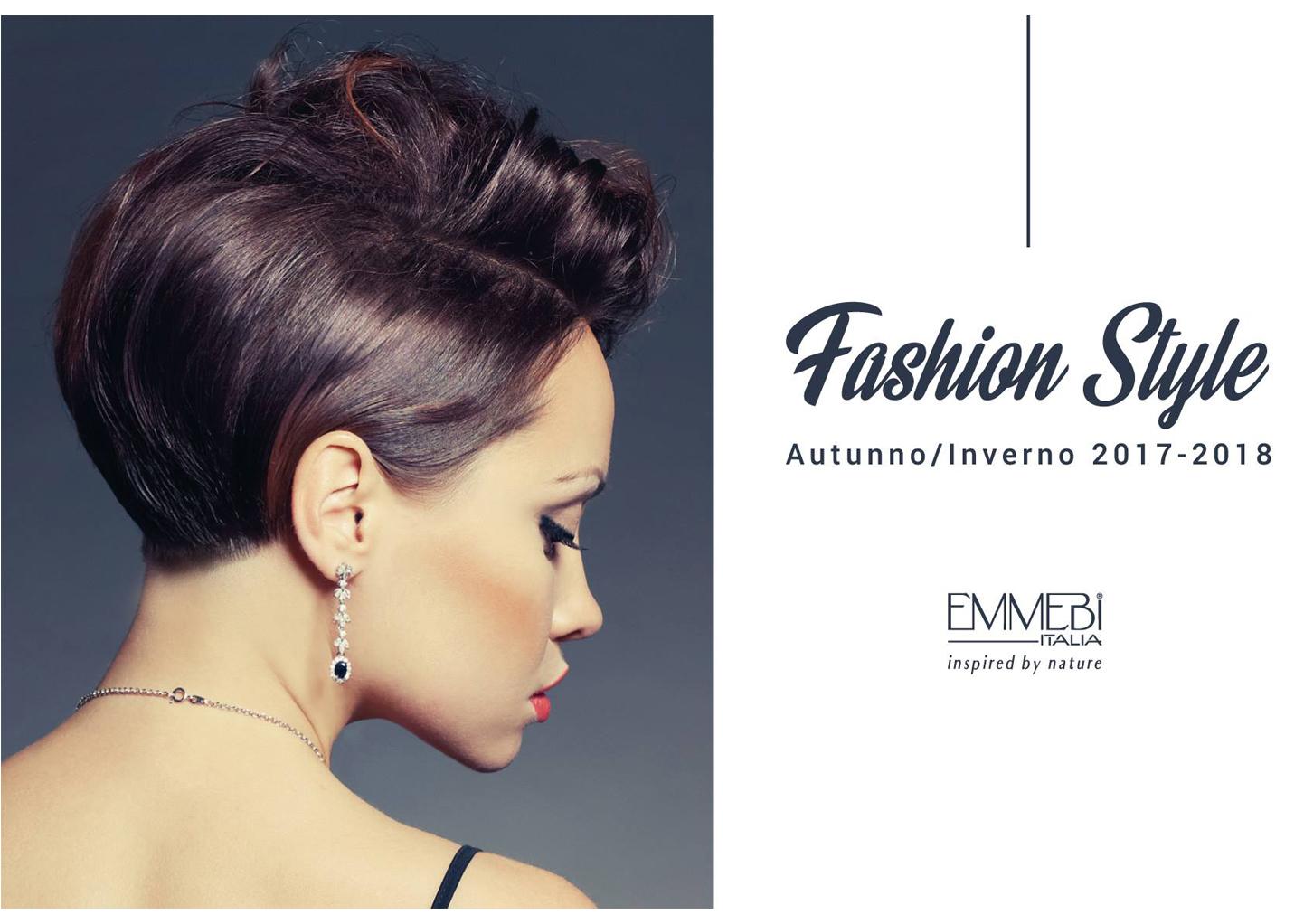 Fashion Style per Professionisti del capello