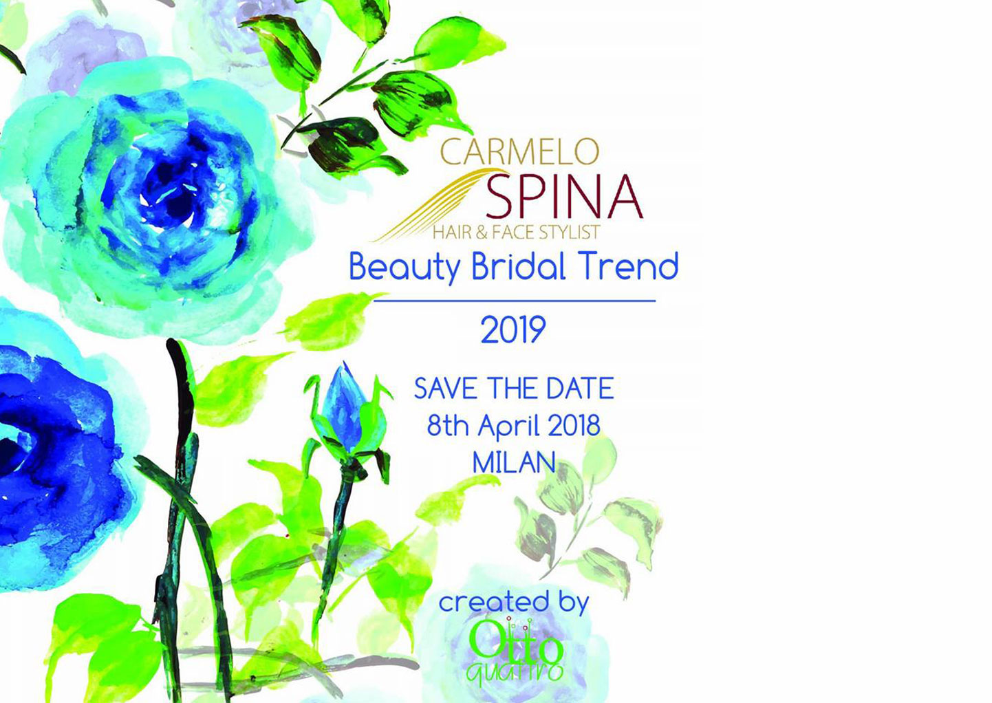 Beauty Bridal Trend 2019