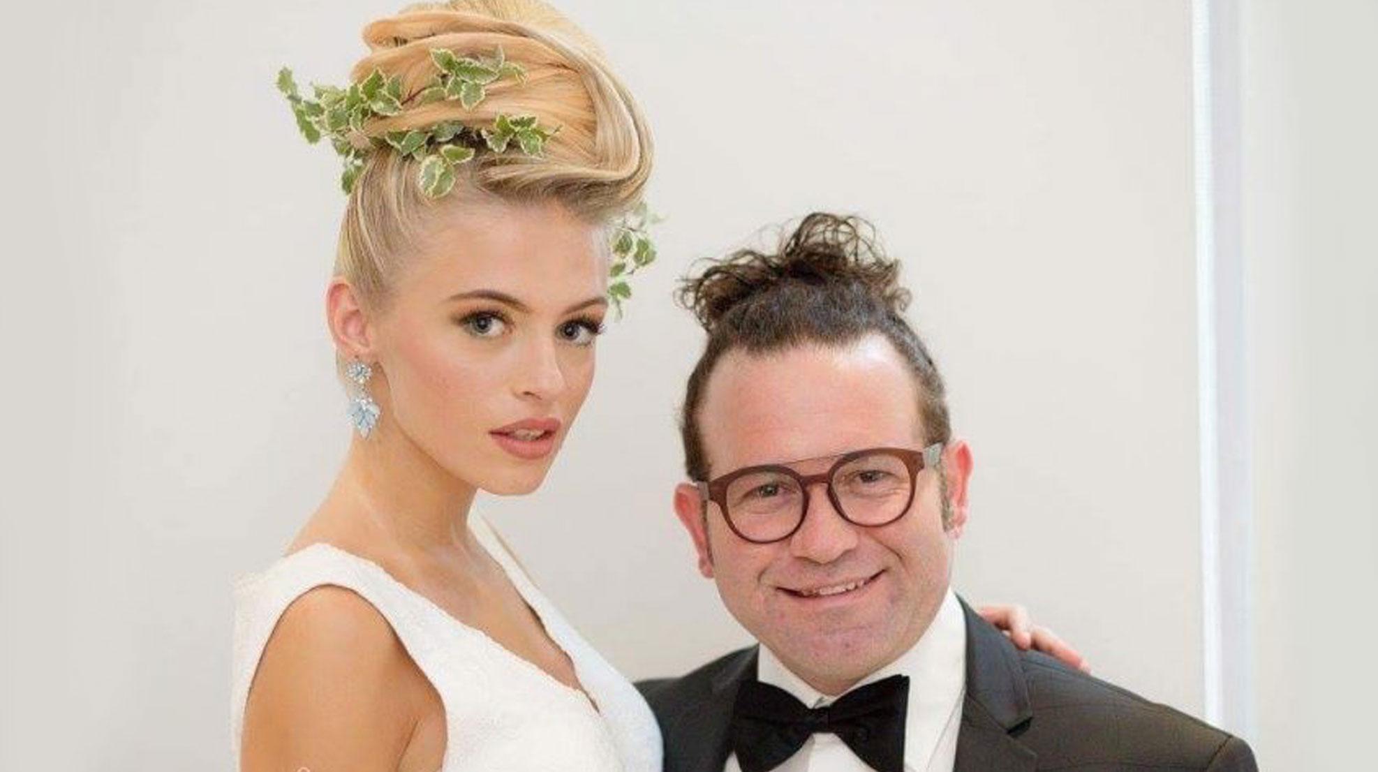 The bridal hair trends 2019 celebreMagazine  by Carmelo Spina celebreMagazine